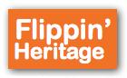 Flippin' Heritage logo