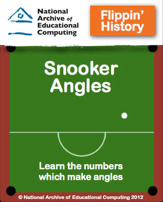Snooker Angles splash screen