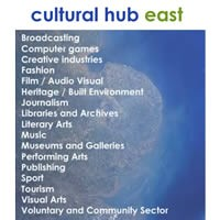 Cultural Hub East Project Logo