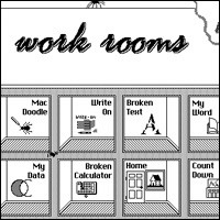 Workrooms Project Logo